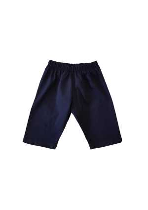 QMC Preschool Bike Shorts Dark Navy