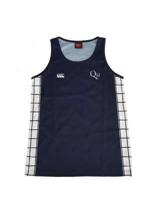Queen Margaret College Basketball Singlet